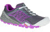 Merrell All Out Terra Light - Chaussures de running Femme - gris/violet